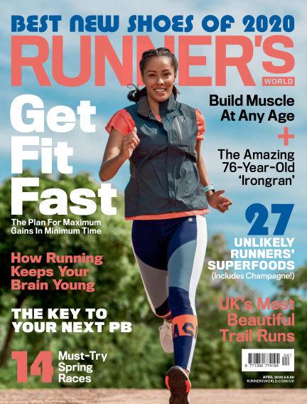 Runner's World UK February 27, 2020 00:00