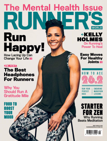 Runner's World UK April 02, 2020 00:00