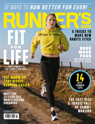 Runner's World UK July 2020