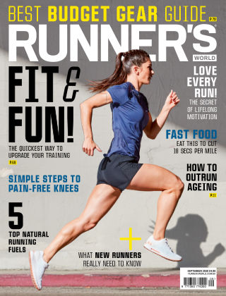 Runner's World UK September 2020