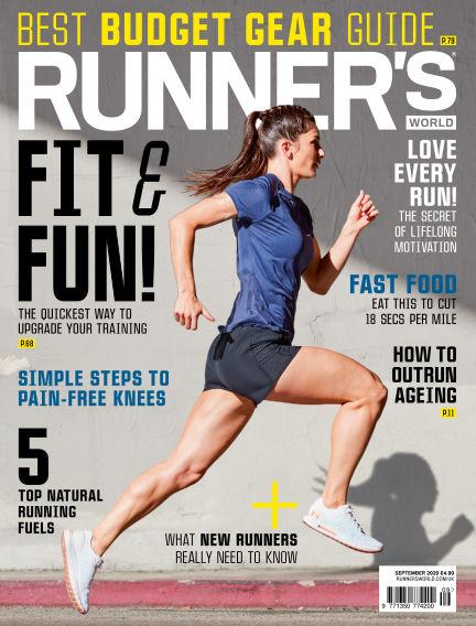 Runner's World UK August 06, 2020 00:00