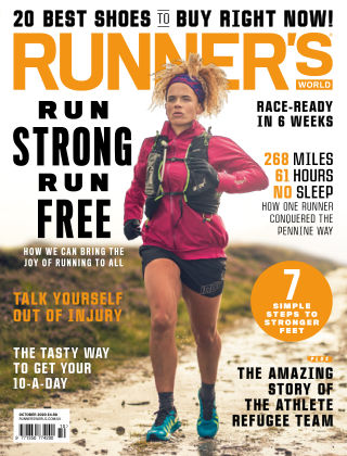 Runner's World UK October 2020