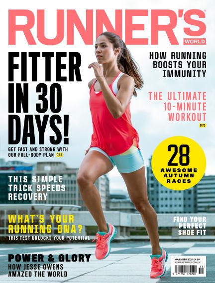 Runner's World UK October 01, 2020 00:00