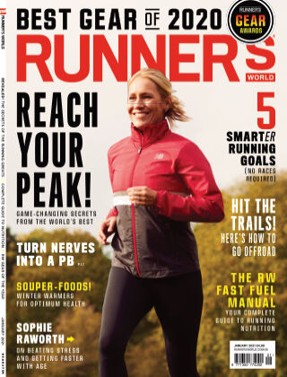 Runner's World UK January 2021