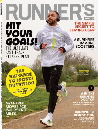 Runner's World UK May 2021