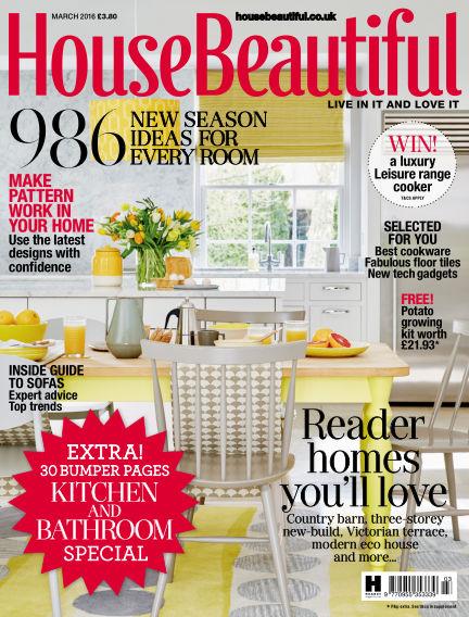 House Beautiful - UK February 04, 2016 00:00