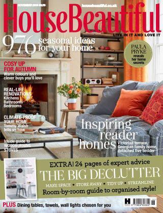 House Beautiful - UK November 2015