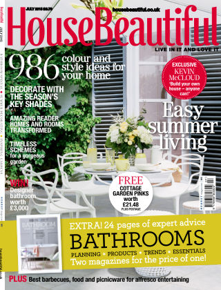 House Beautiful - UK July 2015