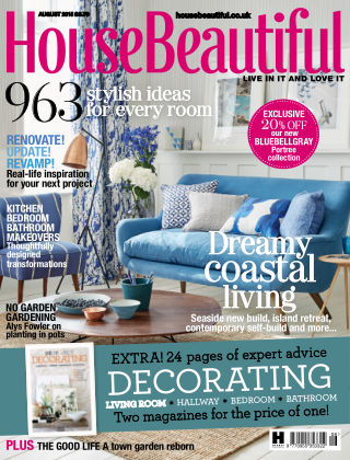House Beautiful - UK August 2015