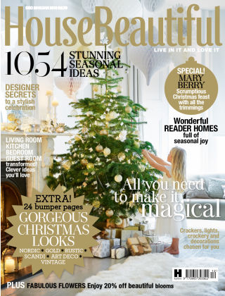 House Beautiful - UK Dec 2015 - Jan 2016