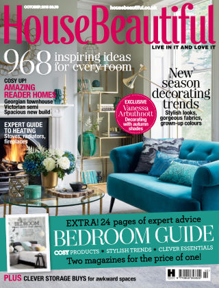 House Beautiful - UK October 2015