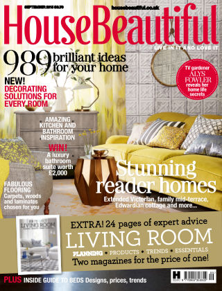 House Beautiful - UK September 2015
