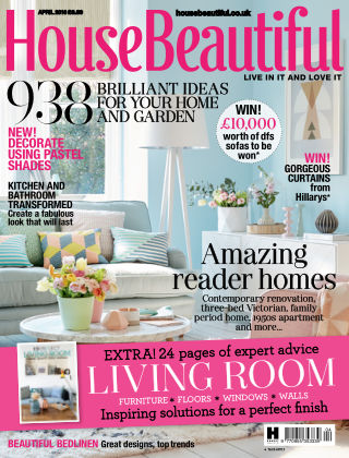 House Beautiful - UK April 2016