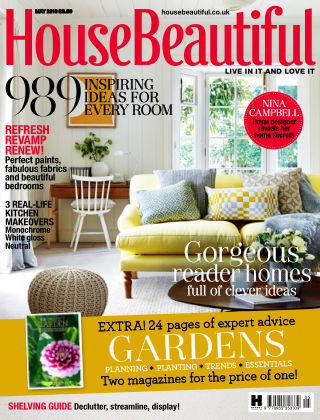 House Beautiful - UK May 2016