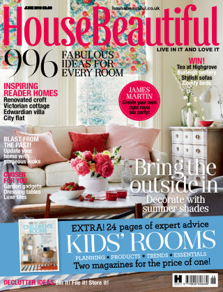House Beautiful - UK June 2016
