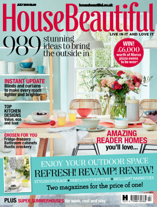 House Beautiful - UK July 2016