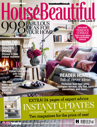 House Beautiful - UK October 2016