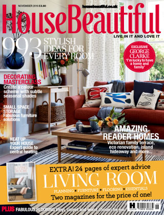 House Beautiful - UK November 2016