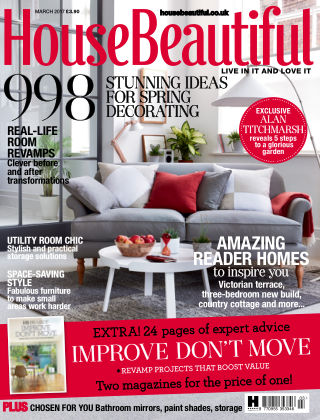 House Beautiful - UK March 2017