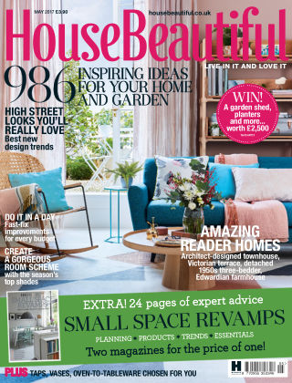 House Beautiful - UK May 2017