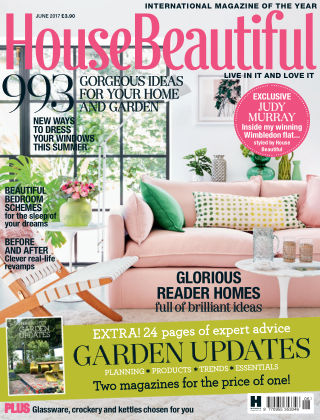 House Beautiful - UK Jun 2017