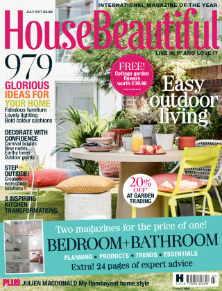 House Beautiful - UK Jul 2017