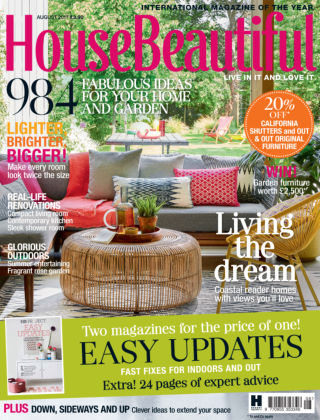 House Beautiful - UK Aug 2017
