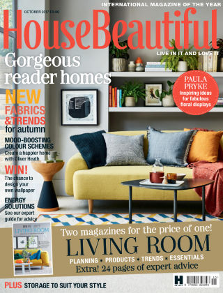 House Beautiful - UK Oct 2017