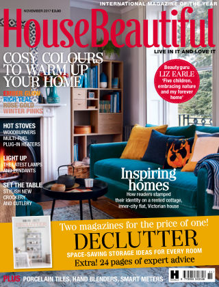 House Beautiful - UK Nov 2017