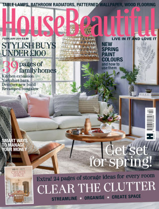 House Beautiful - UK Feb 2018