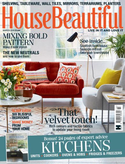 House Beautiful - UK February 06, 2018 00:00