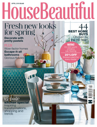 House Beautiful - UK Apr 2018
