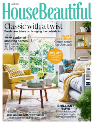House Beautiful - UK Jun 2018