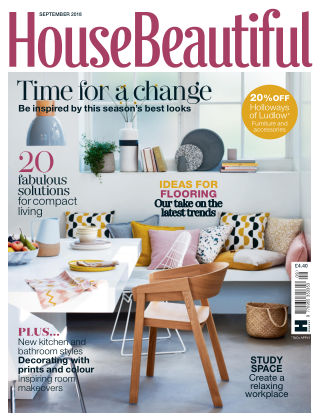 House Beautiful - UK Sep 2018
