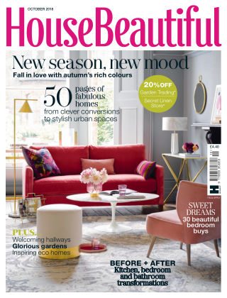 House Beautiful - UK Oct 2018