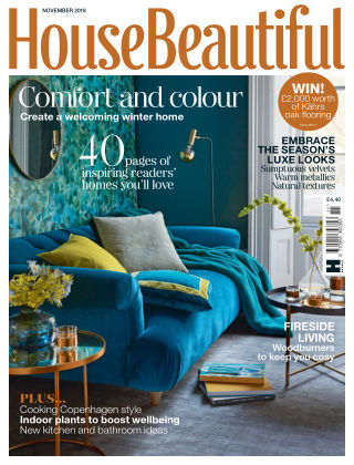 House Beautiful - UK Nov 2018