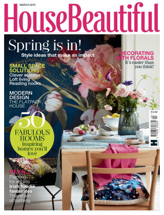 House Beautiful - UK Mar 2019