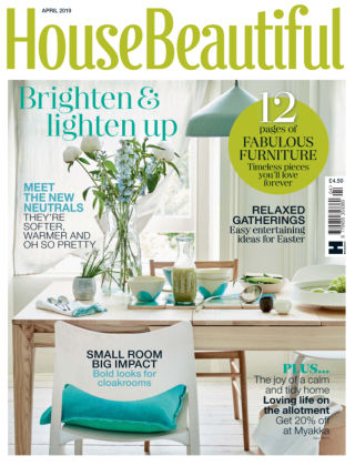 House Beautiful - UK Apr 2019