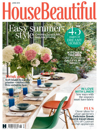 House Beautiful - UK Jun 2019