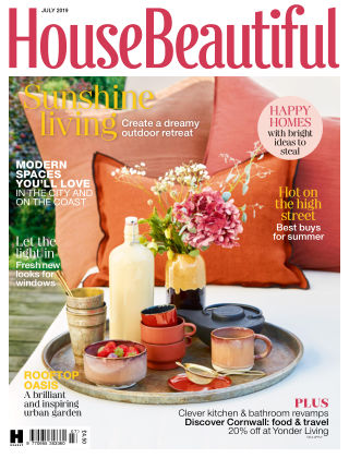 House Beautiful - UK Jul 2019