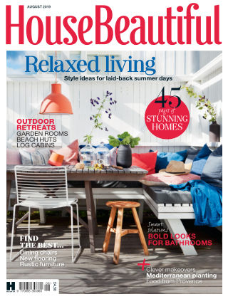 House Beautiful - UK Aug 2019