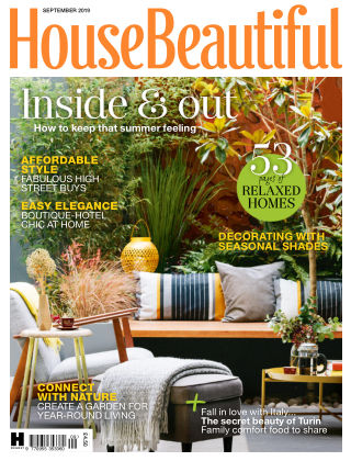 House Beautiful - UK Sep 2019