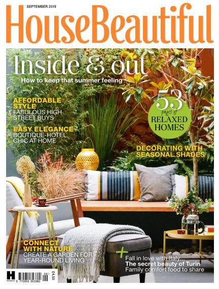 House Beautiful - UK August 07, 2019 00:00