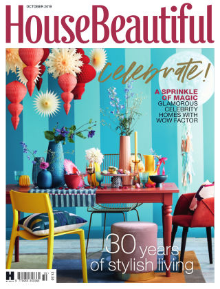 House Beautiful - UK Oct 2019
