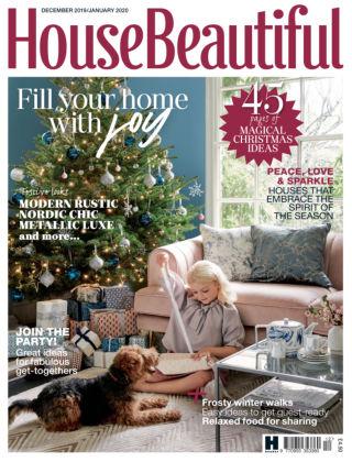 House Beautiful - UK Dec-Jan 2020