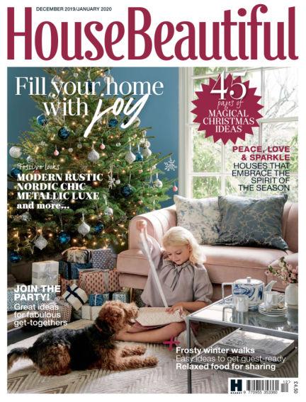 House Beautiful - UK November 06, 2019 00:00