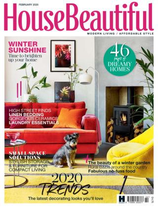 House Beautiful - UK Feb 2020