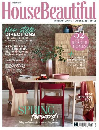 House Beautiful - UK Mar 2020