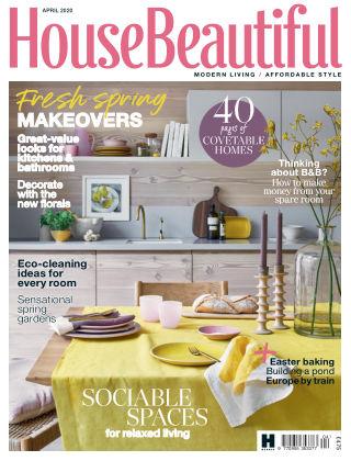 House Beautiful - UK Apr 2020