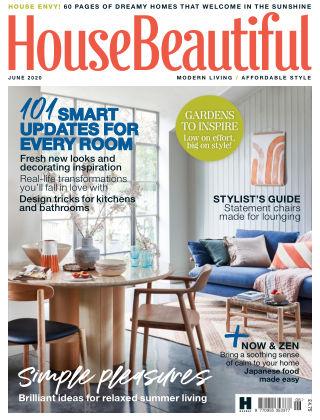 House Beautiful - UK Jun 2020